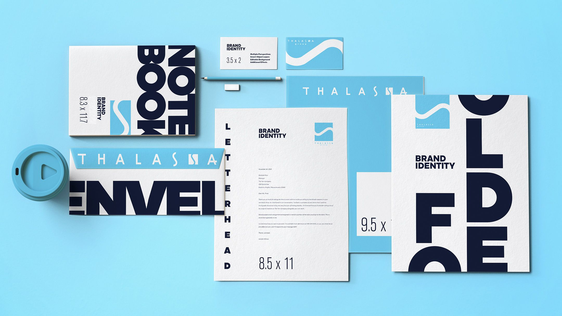 THALASSA GROUP_Corporate Identity